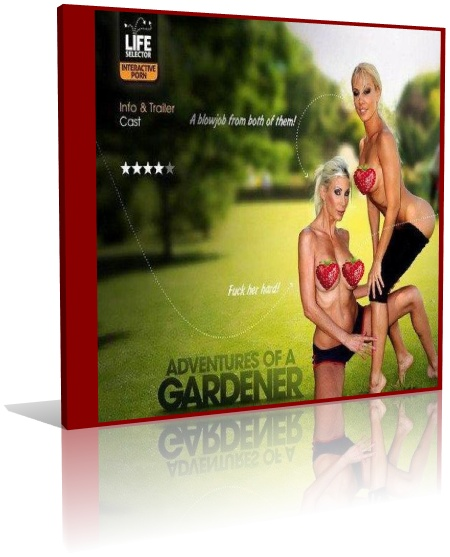 Adventures of gardener [2012]  (Porno games)