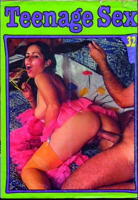 Color Climax Teenage Sex № 32 (1983)