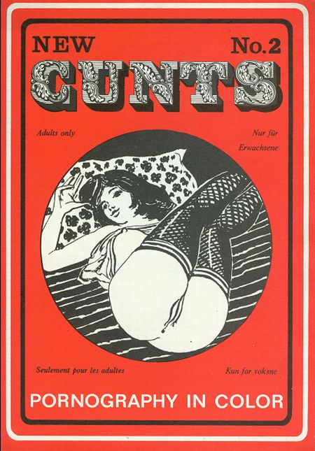 Color Climax NEW CUNTS № 2