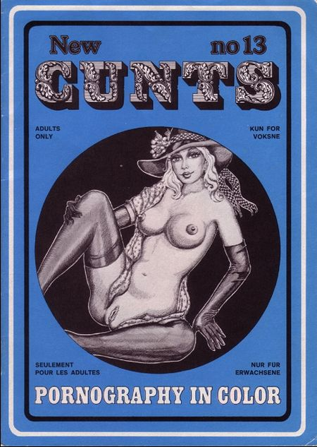 Color Climax NEW CUNTS № 13