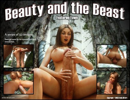 Beauty and The Beast - Featuring Fawn