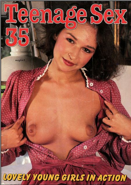 Color Climax Teenage Sex № 35 (1984)