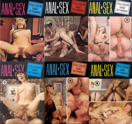 Color Climax - Anal Sex № 10-16