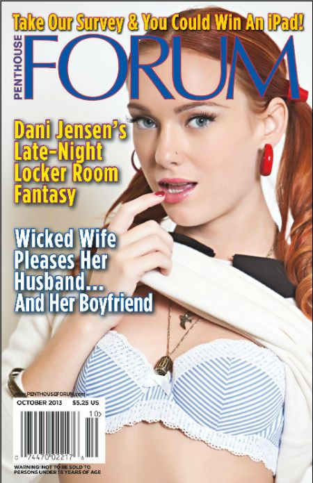 Penthouse Forum №10 (October 2013)