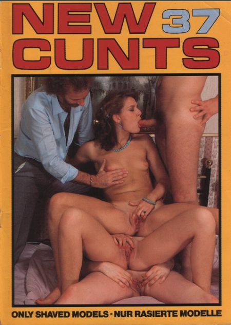 Color Climax NEW CUNTS № 37
