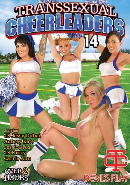Transsexual Cheerleaders 14 [2014]
