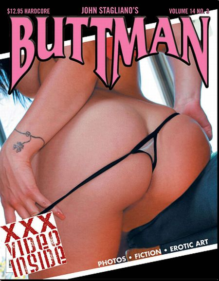 Buttman - Volume 14 №3 (June 2011)