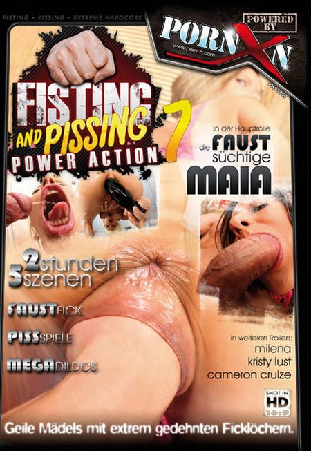 Fisting And Pissing Power Action 7 [2011]