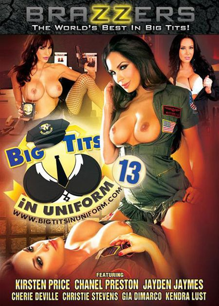 Big Tits In Uniform 13 [2014] DVDRip