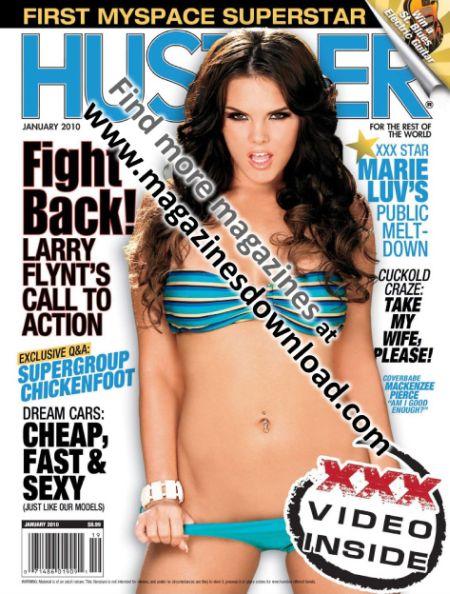 Hustler № 1 (january 2010)