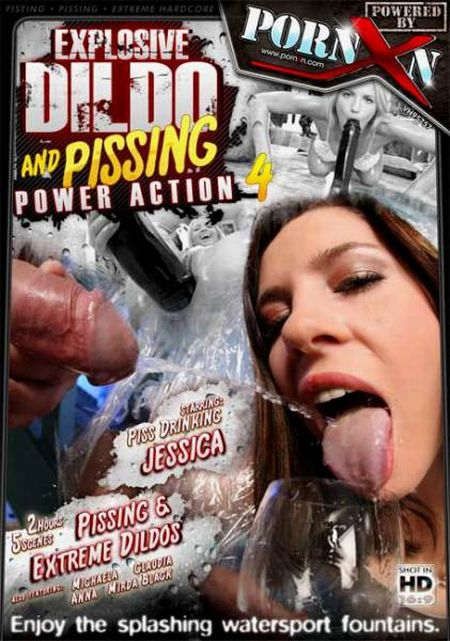 Explosive Dildo and Pissing Power Action 4 [2010] WEBRip-HD