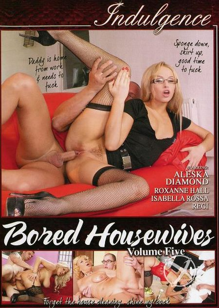 Bored Housewives 5 [2014] DVDRip