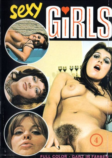 Color Climax - SEXY GIRLS № 4 (1976)