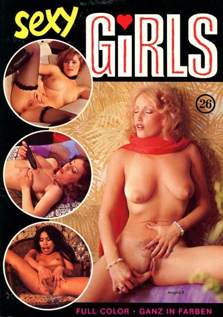 Color Climax - SEXY GIRLS № 26 (1978)