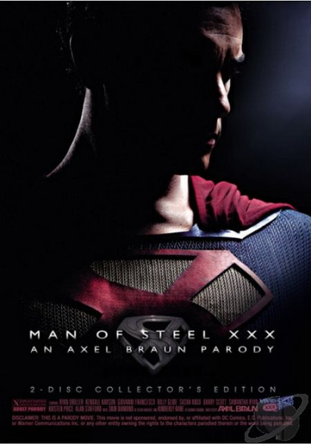 Man of Steel XXX - An Axel Braun Parody [2013] DVDRip