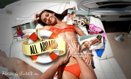 All aboard! (uncen) [2014] (Porno games)
