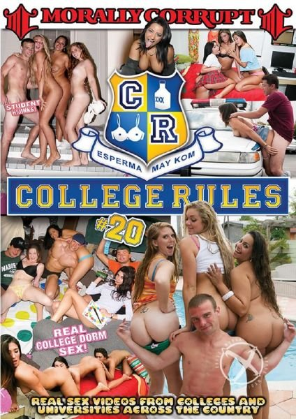 College Rules 20 (2015) DVDRip