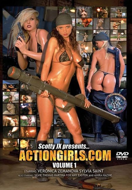 Actiongirls. Volume 1 [2005] DVDRip