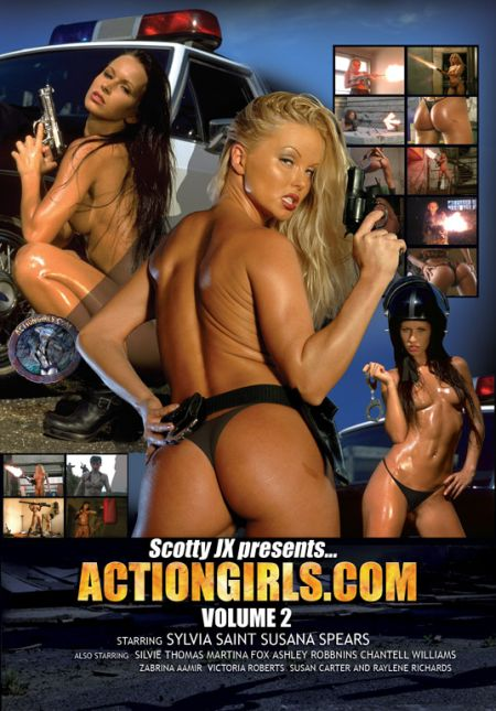 Actiongirls. Volume 2 [2006] DVDRip