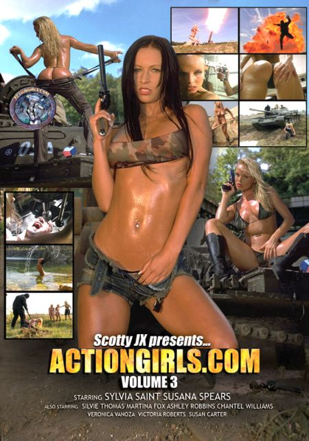 Actiongirls. Volume 3 [2006] DVDRip
