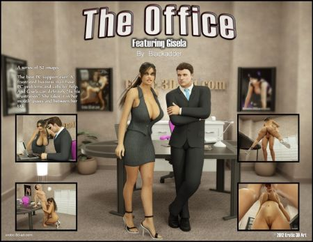 Comics porno - The Office