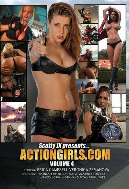 Actiongirls. Volume 4 [2007] DVDRip