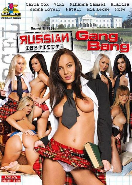 Russian Institute - Lesson 13 - Gang Bang [2010] DVDRip
