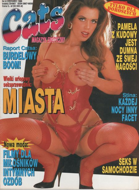 CATS magazyn erotyczny № 6 (1996)