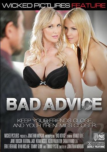 Bad Advice [2015] DVDRip