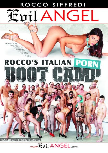 Rocco's Italian Porn Boot Camp [2015]