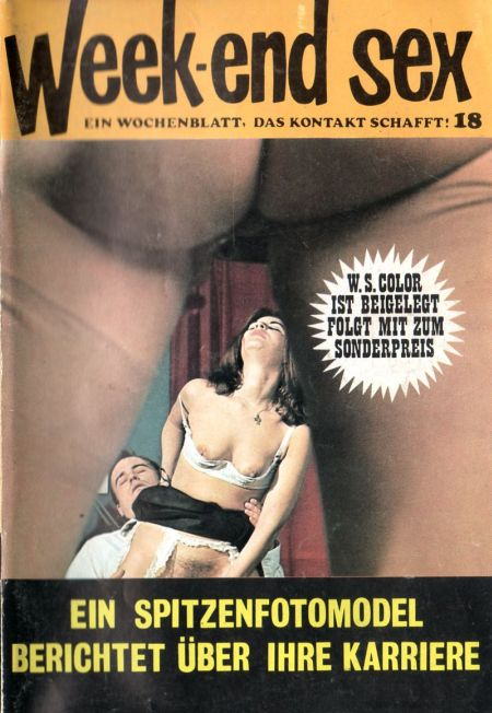 WEEK-END SEX No.18