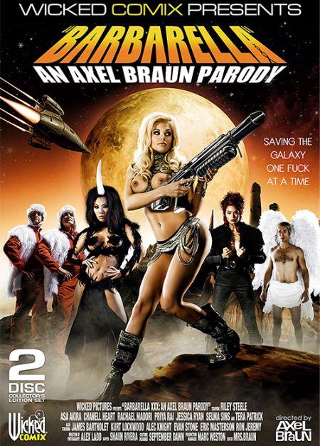 Barbarella - XXX Parody [2015]