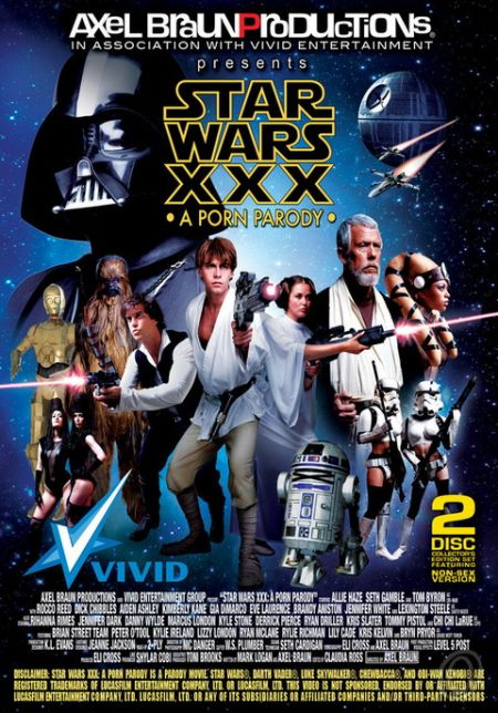Star Wars - XXX Parody [2011]