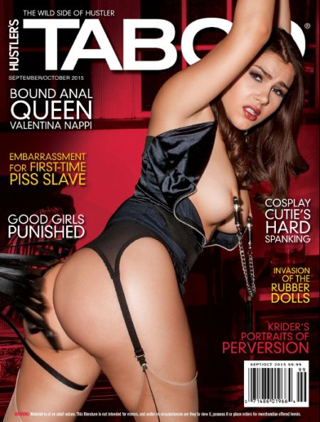 Hustler's Taboo № 9-10 [Septmber-October 2015]