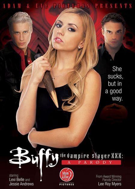 Buffy. The Vampire Slayer. XXX Parody [2012] DVDRip
