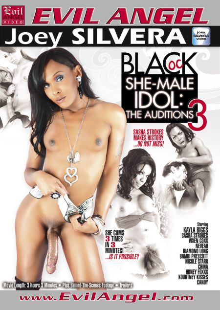 Black Shemale Idol: The auditions 3 [2012]
