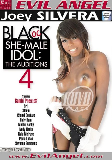 Black Shemale Idol: The auditions 4 [2013]
