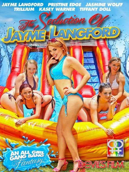 The Seduction Of Jayme Langford (2015)