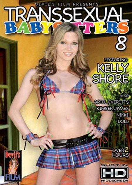 Transsexual Babysitters 8 [2008]