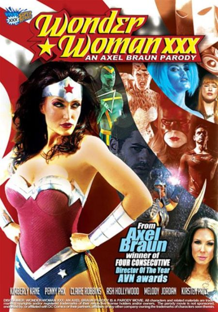 Wonder Woman XXX: An Axel Braun Parody [2015]