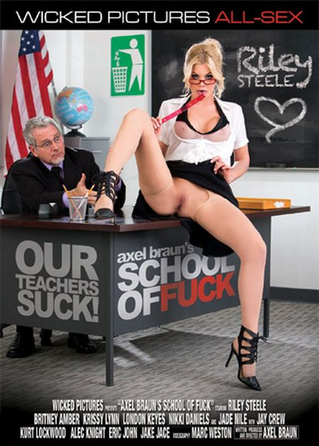 Axel Braun's School of Fuck [2015]