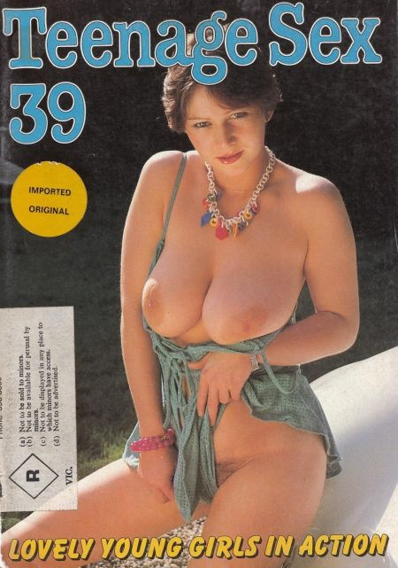 Color Climax Teenage Sex № 39 (1985)