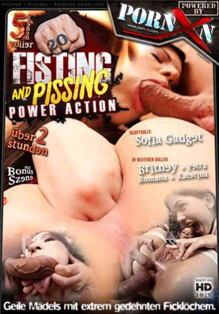 Fisting And Pissing Power Action 20 [2012]