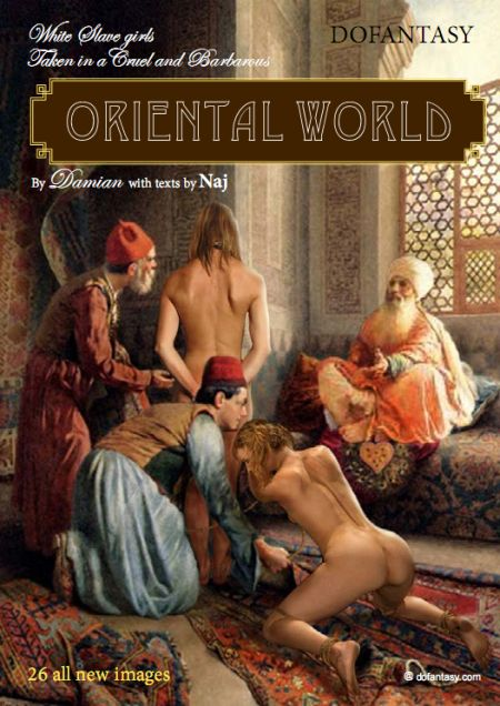 Fansadox Collection - Oriental world