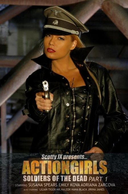 Actiongirls. Soldiers Of The Dead [2007]
