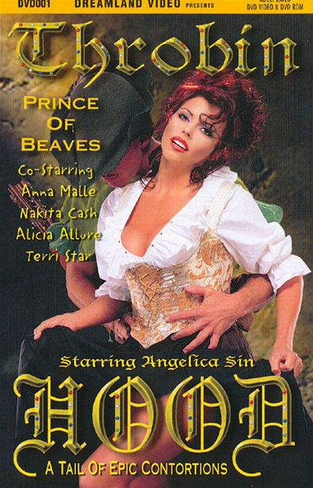 Throbin Hood Prince of Beaves / This Ain't Robin Hood: A XXX Parody! [1998]