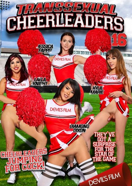 Transsexual Cheerleaders 16 [2015]