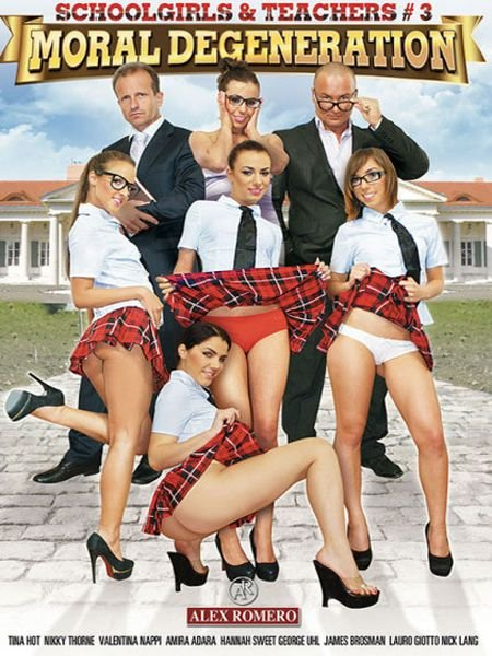 Schoolgirls and Teachers 3: Moral Degeneration (2015)