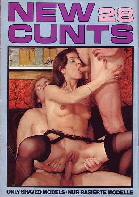 Color Climax NEW CUNTS № 28