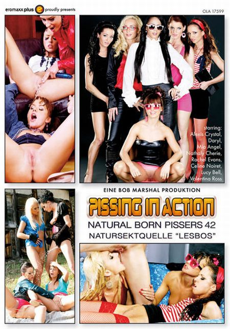 Pissing in Action - Natural Born Pissers 42 [2015]